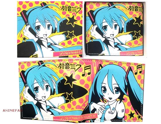 Кошелек Vocaloid Hatsune Miku_02