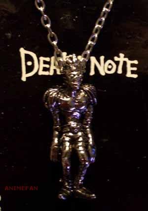 Кулон Death Note_06