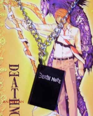 Кулон Death Note_27