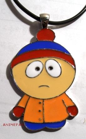 Кулон South Park_02