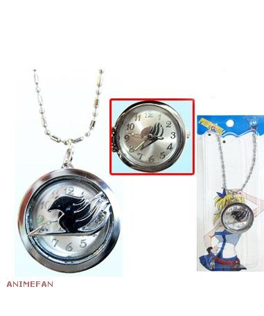 Кулон-часы Fairy Tail_01
