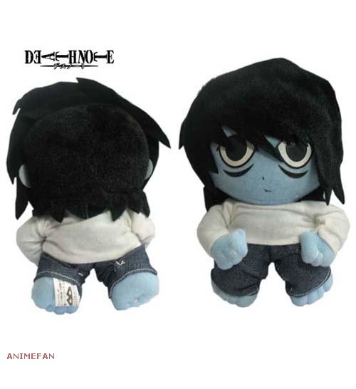 Мягкая игрушка Death Note_L_02