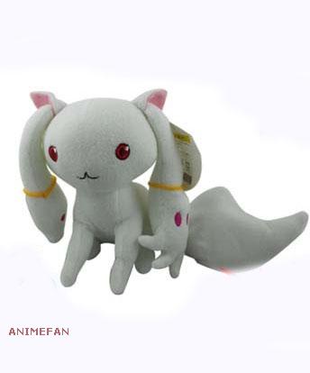 Мягкая игрушка Madoka Magica_Kyubey_02