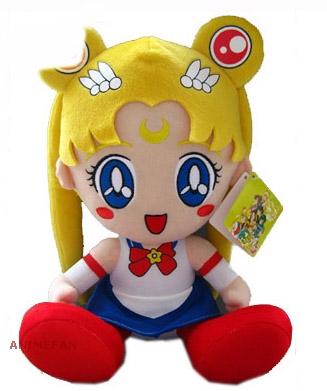 Мягкая игрушка Sailor Moon_01