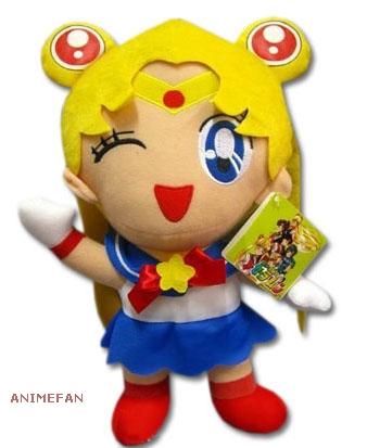 Мягкая игрушка Sailor Moon_04