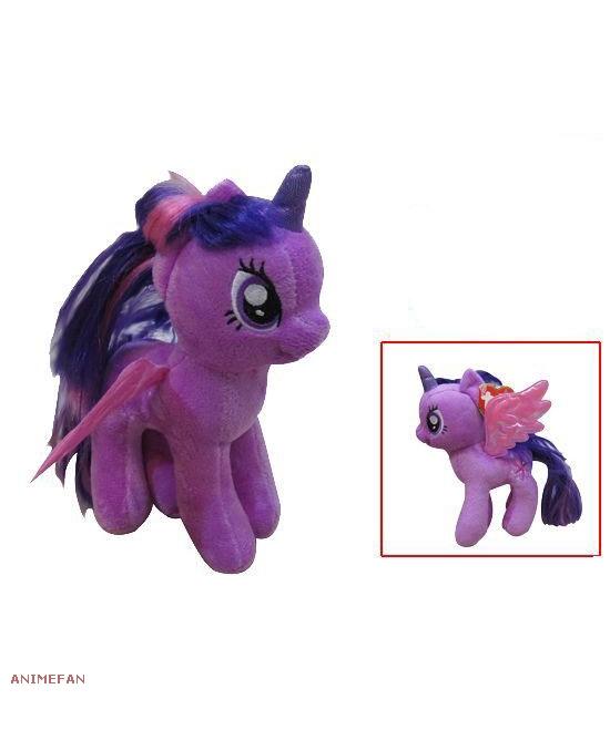 Мягкая игрушка Мой маленький пони_05
