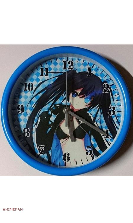 Настенные часы Black Rock Shooter_01