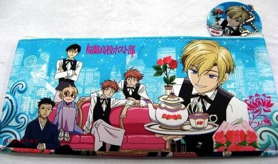 Пенал Ouran High School Host Club