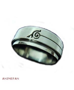 Перстень Naruto Konoha Village