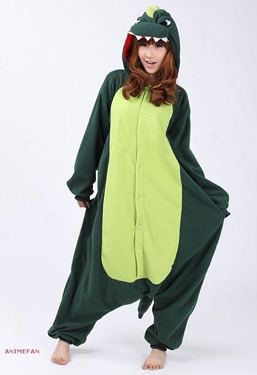 Пижама Кигуруми Динозавр_01