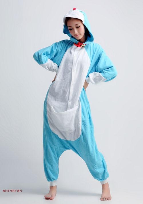 Пижама Кигуруми Дораэмон_01