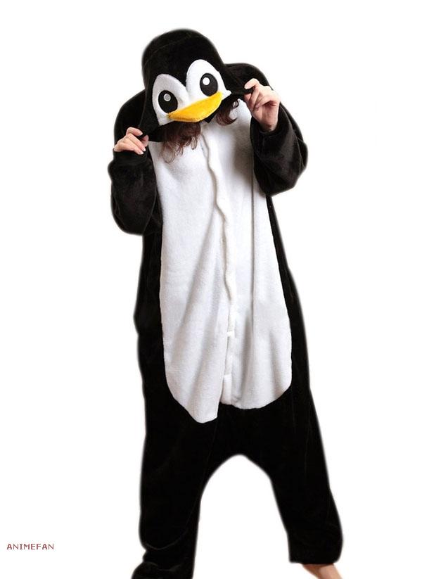 Пижама Кигуруми Пингвин_01