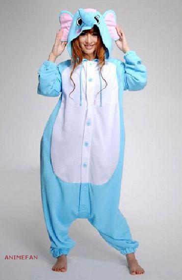 Пижама Кигуруми Слон_01
