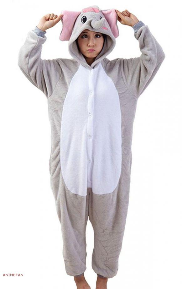 Пижама Кигуруми Слон_02