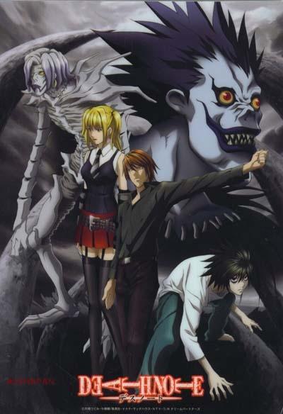 Плакат Death Note_01