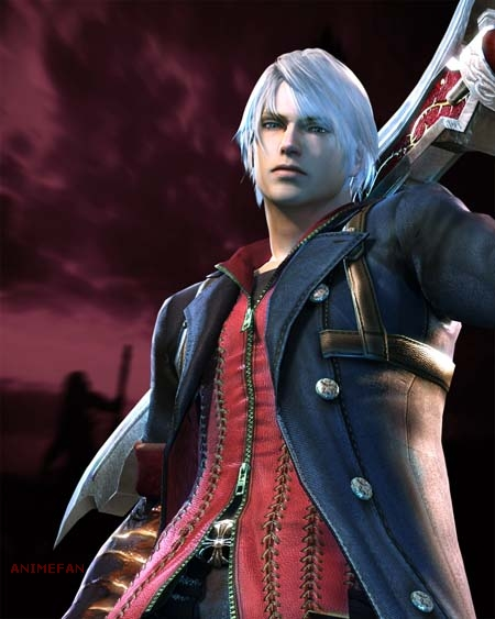 Плакат Devil May Cry_01