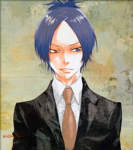 Плакат Katekyo Hitman Reborn!_09 - Mukuro Rokudou