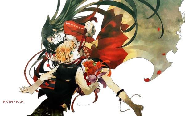 Плакат Pandora Hearts_01