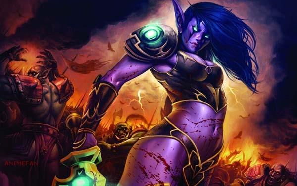 Плакат World of Warcraft_01