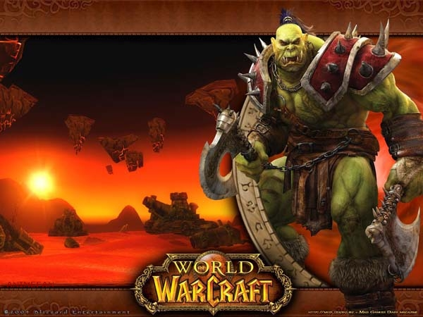 Плакат World of Warcraft_02