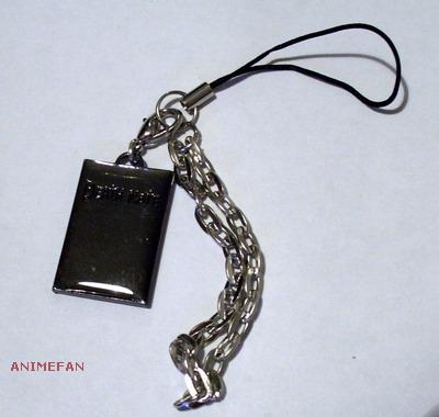 Подвеска на телефон Death Note_Note_03