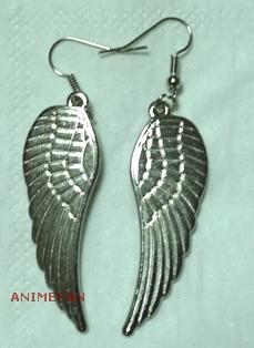 Серьги Wings
