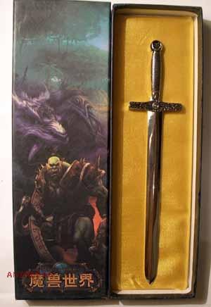 Сувенирный набор Warcraft_02