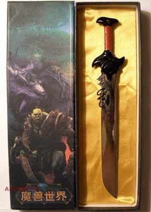 Сувенирный набор Warcraft_04