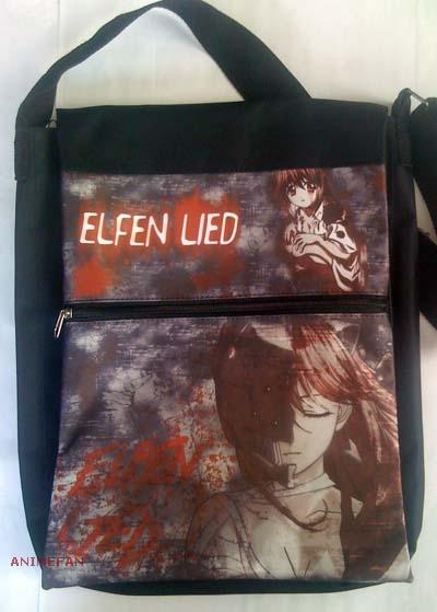 Сумка Эльфийская песнь / Elfen Lied_01