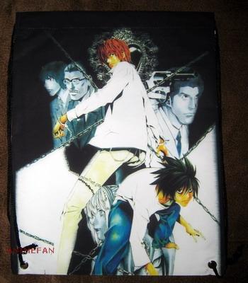 Сумка-рюкзак Death Note