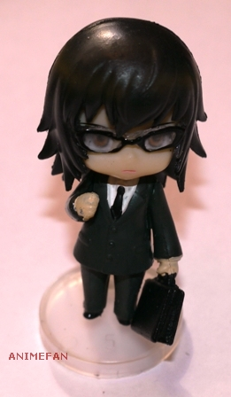 Фигурка Death Note chibi_Kira-2