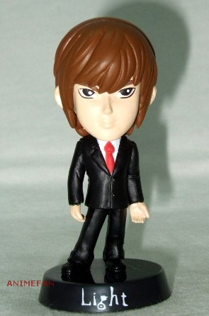 Фигурка Death Note Mini Figure - Light (Kira)