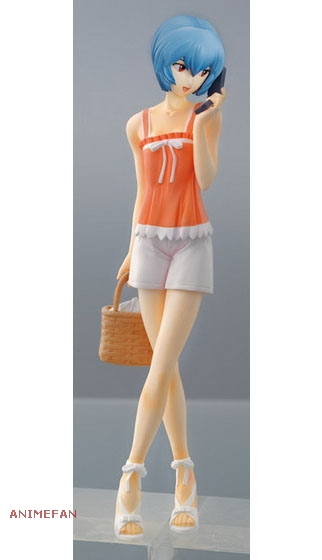 Фигурка Evangelion Portraits Trading Figure Rei_03