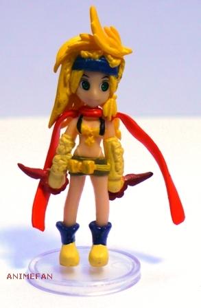 Фигурка Final Fantasy X-2: Rikku