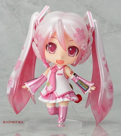 Фигурка Hatsune Miku Nendoroid  Sakura ver.