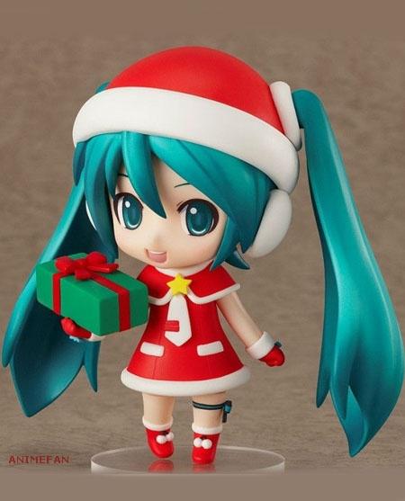 Фигурка Hatsune Miku Nendoroid Santa ver.
