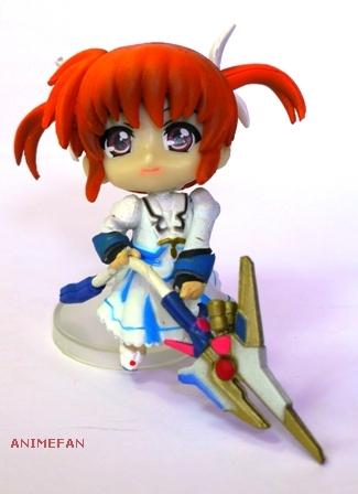 Фигурка Magical Girl Lyrical Nanoha_10