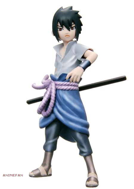 Фигурка Naruto Shippuuden_Sasuke_09
