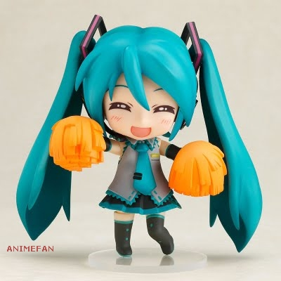Фигурка Nendoroid Hatsune Miku: Support version!