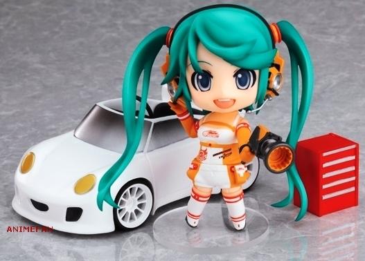 Фигурка Nendoroid Racing Miku