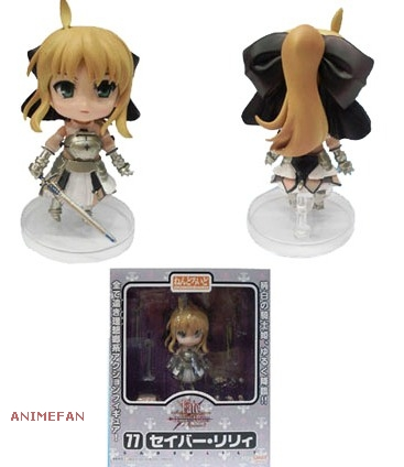 Фигурка Nendoroid: Fate/Stay Night Saber_02
