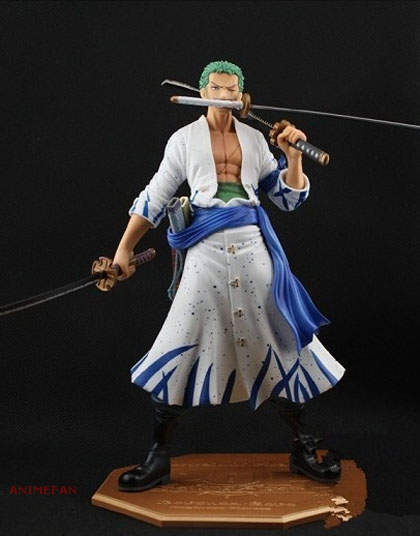Фигурка One Piece Roronoa Zoro white clothes ver._01