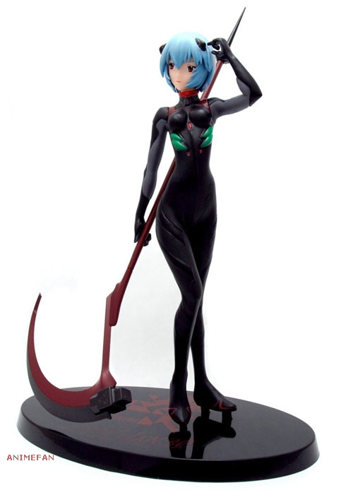 Фигурка Rebuild of Evangelion Tentative Name Rei Ayanami_01