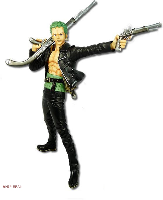 Фигурка Roronoa Zoro The Three Musketeers Ver.