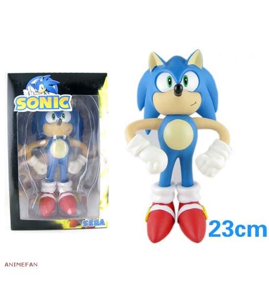 Фигурка Sonic the Hedgehog_01
