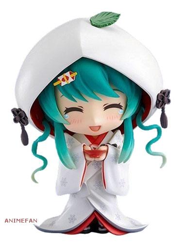 Фигурка Вокалоид Хатсуне Мику White Kimono Ver._03