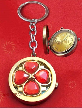 Часы с брелком Shugo Chara_01