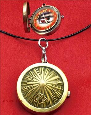 Часы с кулоном Наруто_Учиха Итачи_01