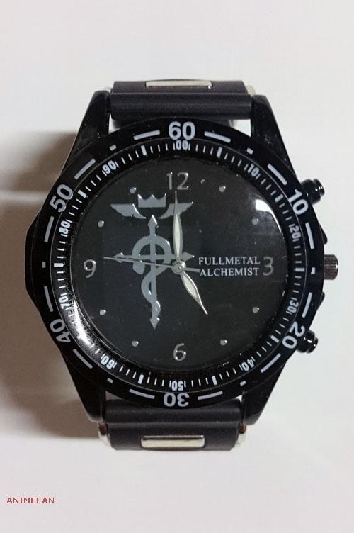 Часы Стальной Алхимик_02