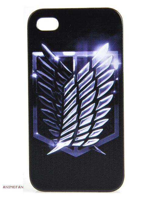 Чехол для iPhone 5 Атака Титанов_02